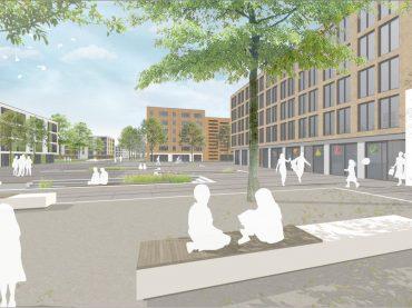 Mainz GFZ-Kaserne – Anerkennung im städtebaulichen Wettbewerb