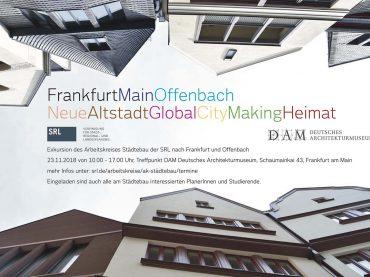 SRL Arbeitskreis Städtebau in Frankfurt und Offenbach
