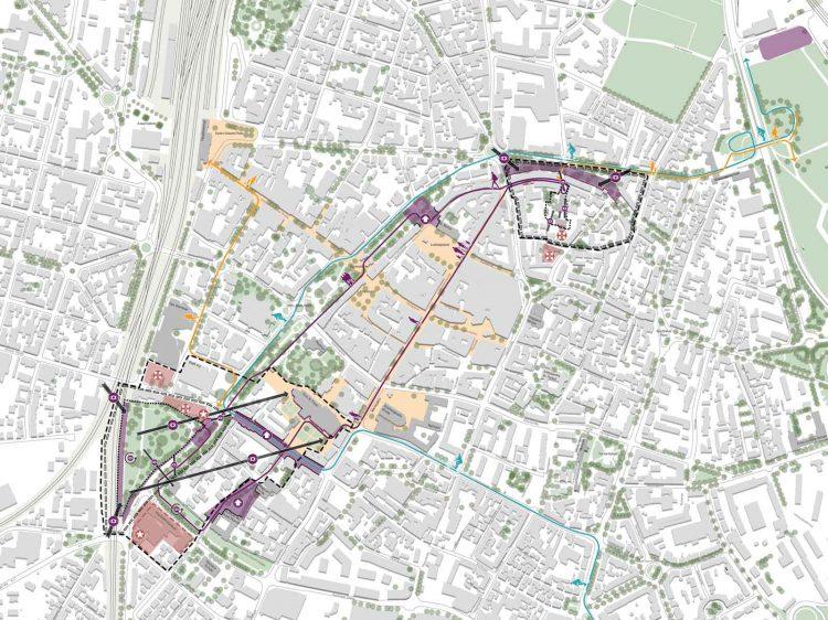 WRJ  Worms » Städtebaulicher Fachbeitrag Worms zum Welterbeantrag der SchUM-Städte