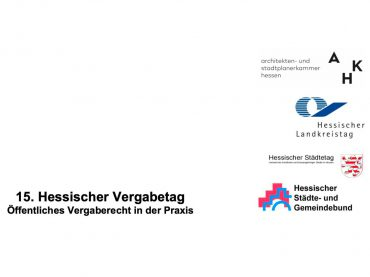 AKH Vergabetag am 05.02. in Frankfurt
