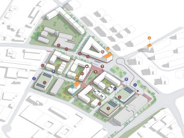 Konzeptpräsentation vor dem Gestaltungsbeirat Marburg